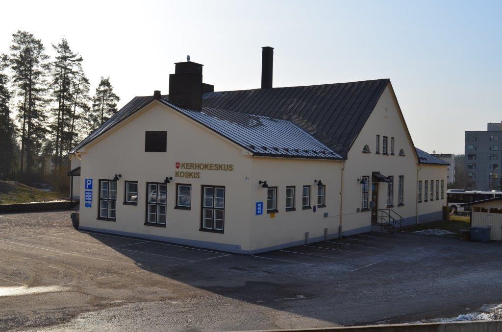 Kerhokeskus Koskis